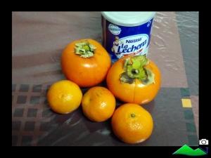 ingredientes vitamina de caqui